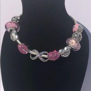 PANDORA 'Family Forever Infinity ' Bracelet